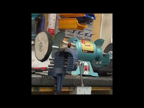 Drilling open Ultion