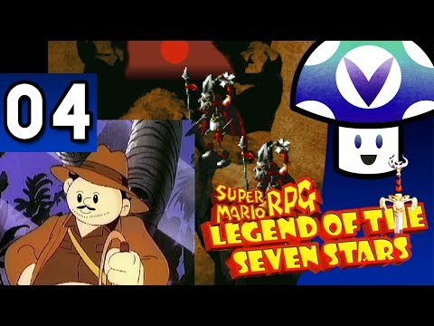 [Vinesauce] Vinny - Super Mario RPG: Legend of the Seven Stars (part 4) + Art!