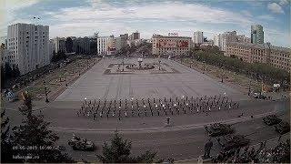 Фото Хабаровск. Площадь Ленина.