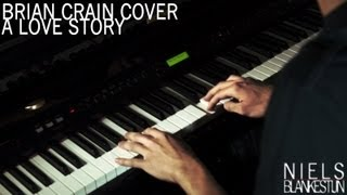 Brian Crain - A Love Story - Piano cover by Niels Blankestijn