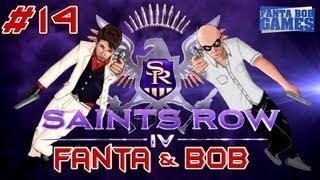 Fanta et Bob dans SAINTS ROW 4 - Ep. 14