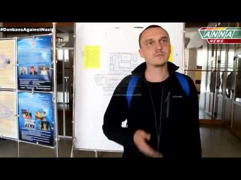 Что люди думают  о статусе донбасса  18 09 14  ДНР