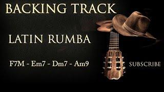 Скачать Backing Track Flamenco Spanish Rumba F Em Dm Am