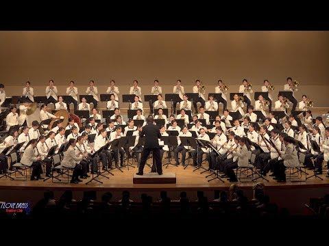近畿大学附属高校<コンサートステージ> / 八幡市サマーブラスコンサート2019