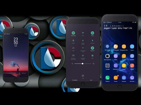 Full Download] New Samsung Galaxy S9 Theme Oppo Full Mod Tembus Akar