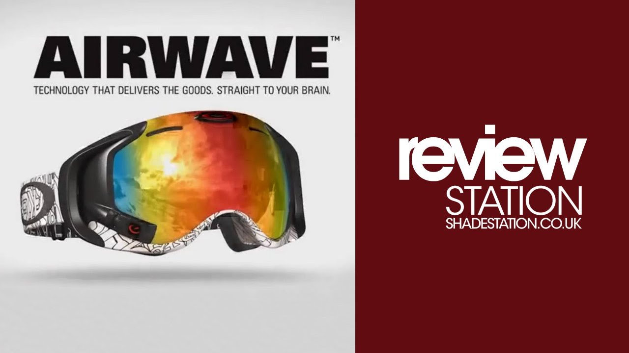 Review Of Oakley Airwave  8023963333
