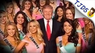 Former Beauty Queen Details Trump Intruding On Naked Teen Contestants