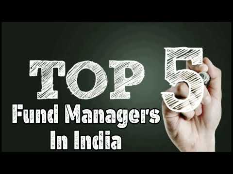 Indias Top 5 Mutual Fund Managers