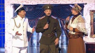 КВН Камызяки - 2015 Высшая лига Первая 1/2 СТЭМ