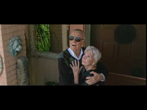 X - Men Apocalypse Stan Lee Cameo Scene Blu-Ray HD