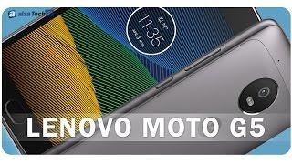 Lenovo Moto G5: Rozkošný - a za rozumné peníze! - AlzaTech #536
