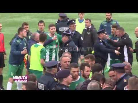 Policia e Kosovës nuk i respekton rregullat e UEFA-së - 19.03.2018 - Klan Kosova