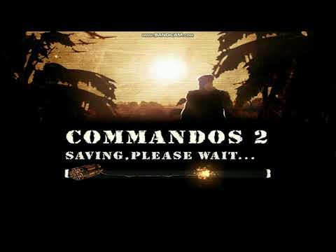 commandos 2 men of courage training camp 2 لعبة |