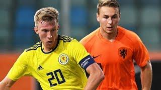 HIGHLIGHTS | Netherlands U21 1-2 Scotland U21