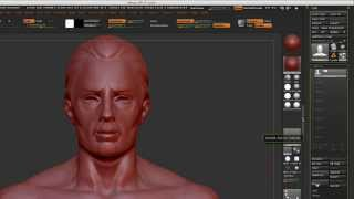 DART 153 Intro To ZBrush: Loading A Tool, Exporting And Importing OBJs