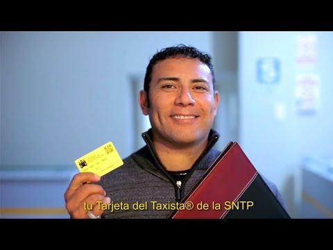 Sociedad Nacional del Taxista Peruano | Introducción a la Tarjeta del Taxista®
