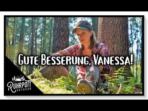 Ruhrpott Outdoor wünscht Gute Besserung - @Vanessa Blank - Bushcraft & Abenteuer