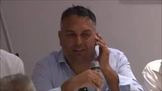 Conferenza stampa s.s. passo corese - intervento di simone fratini