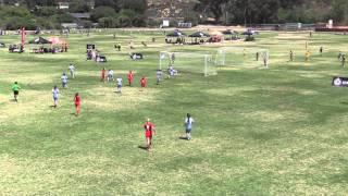 SAN JUAN SC ECNL vs HEAT FC ECNL GU16