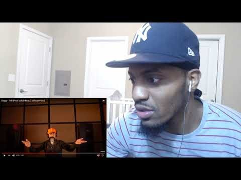 Dappy - Trill (Prod by B.O Beatz) [Official Video] | Reaction