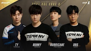 [ENG] 2021 GSL S1 Code S RO16 Group A
