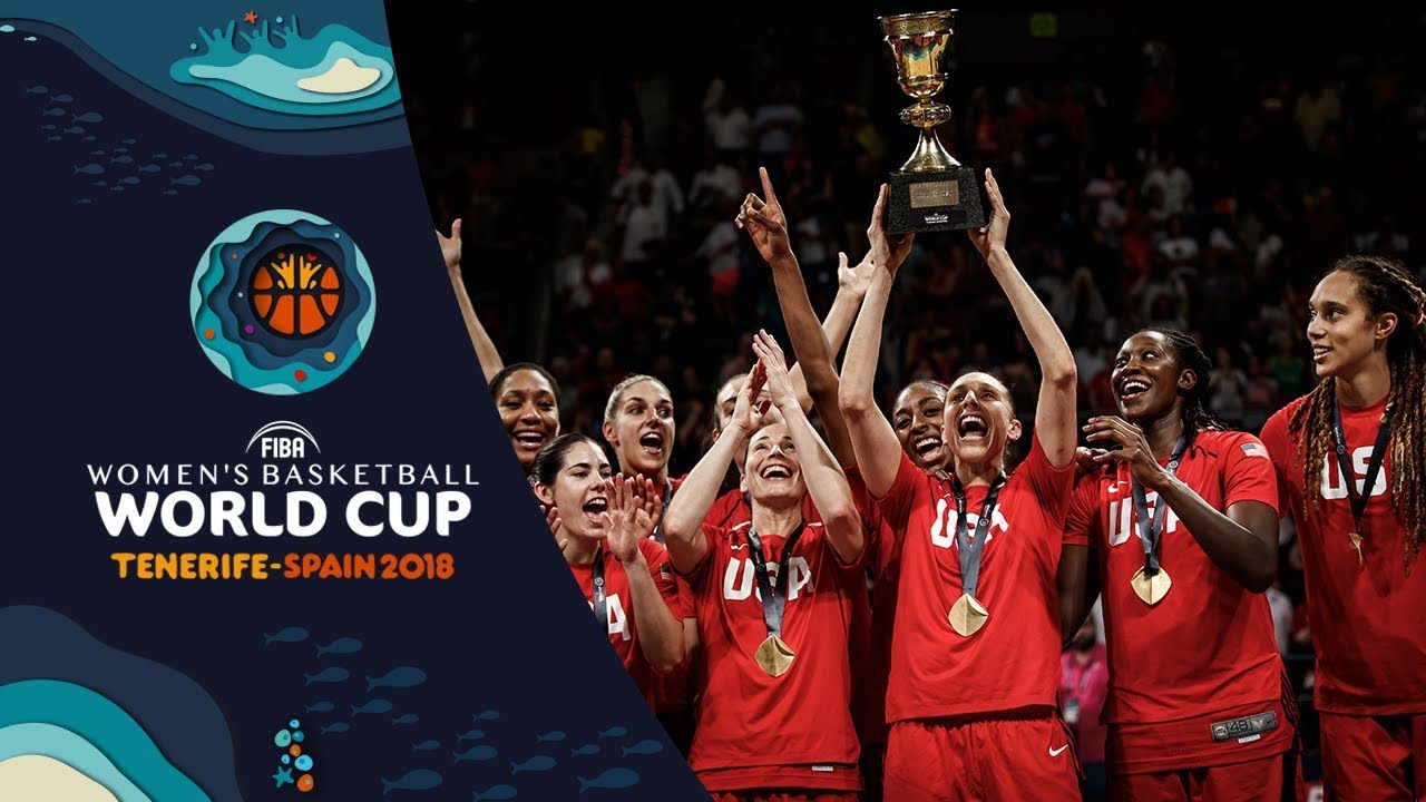 Experience the FIBA Women's Basketball World Cup 2018