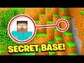 Minecraft :We Found HEROBRINES SECRET BASE! (Ps3/Xbox360/PS4/XboxOne/PE/MCPE)