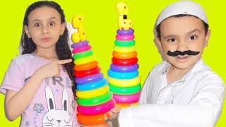 !! Learn Colors With Finger Family Song الكبير وتعليم الألوان للأطفال