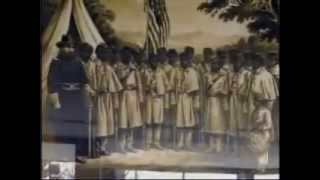 Afroamericanos na Guerra de Secessão (Overview of African Americans in the Civil War).wmv