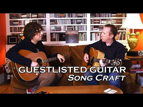 Guestlisted Guitar Lesson : Bill Janovitz of Buffalo Tom  Lessons on Song Craft