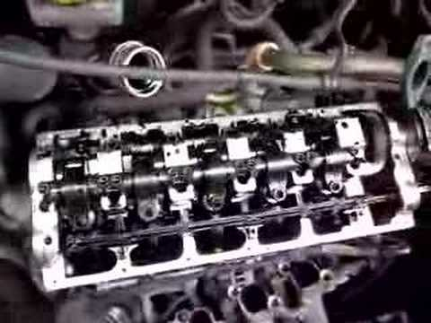 VW T5 engine