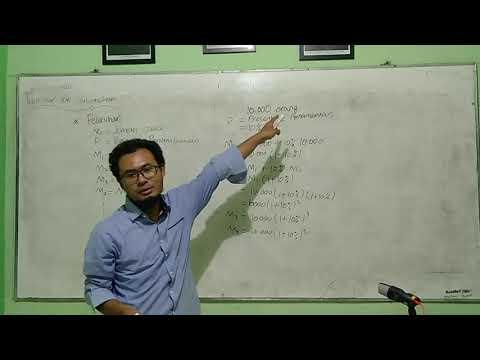 Aplikasi deret, Garis Singgung Lingkaran dan Identitas Trigonometri