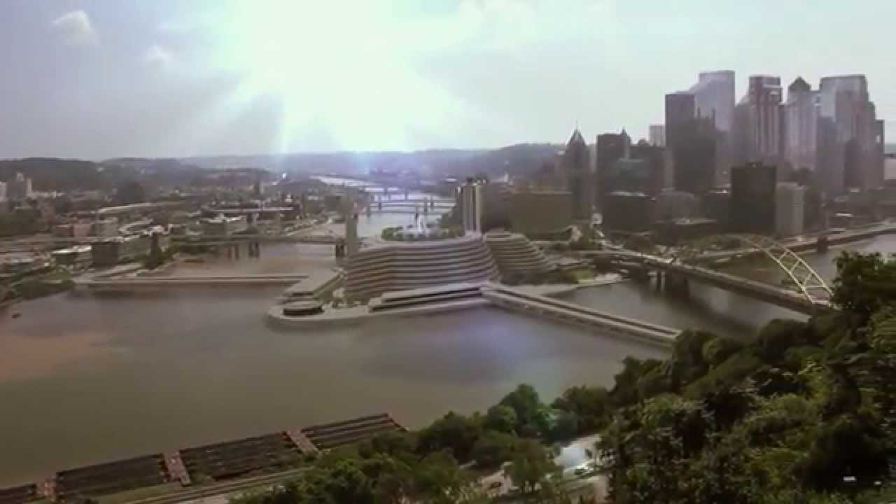 Pittsburgh - Point Park Civic Center - YouTube