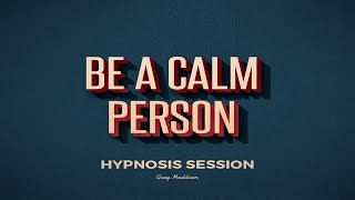 Relieve Stress & Anxiety Self Hypnosis Session - Recorded Live