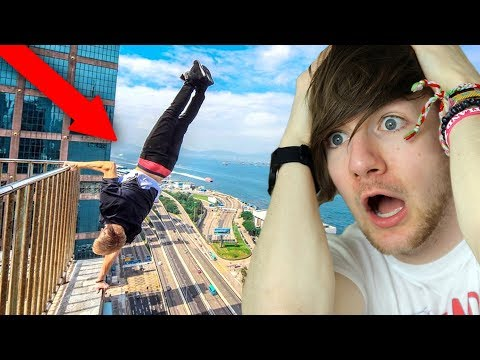TRY NOT TO GET NERVOUS CHALLENGE (IMPOSSIBLE)