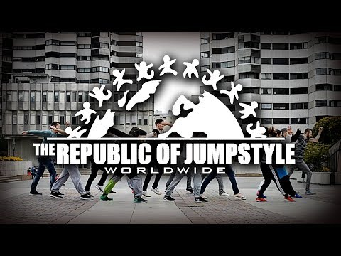 The Republic Of Jumpstyle 5: Worldwide