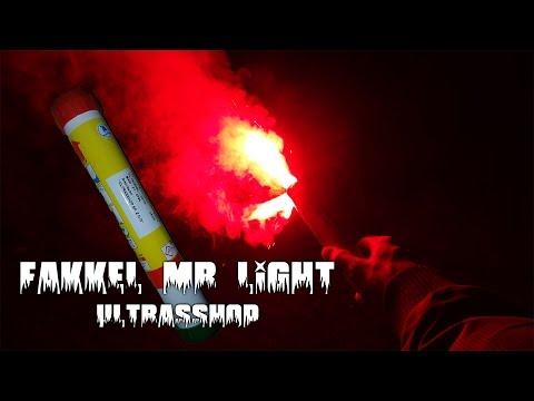 FAKKEL MR. LIGHT ROOD | VUURWERK