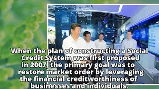 China's Social Credit System puts its people under pressure to be modelciti