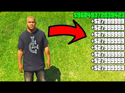GTA 5 Money Glitch Story Mode Offline *Unlimited Money Glitch* Very Easy