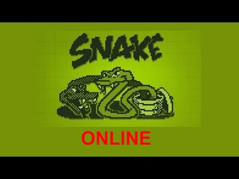 I Made The Classic Snake Game A Multiplayer/online Version