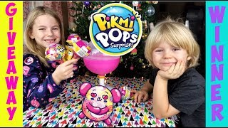 Opening Pikmi Pop Surprise and Giveaway Winners Announced!