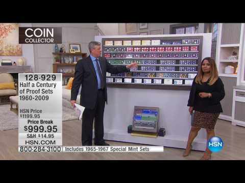 HSN | Coin Collector 02.18.2017 - 08 PM