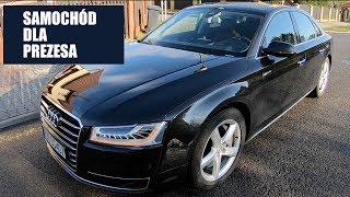 Samochód Dla Prezesa - Audi A8