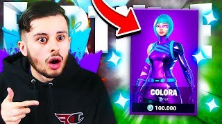 I'm ABLE to WORK THE NEW SKIN HONOR HYPER RARE ON FORTNITE! IT'S AMAZING... 😱