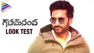 Telugutimes.net Gopichand Look Test | Goutham Nanda Movie