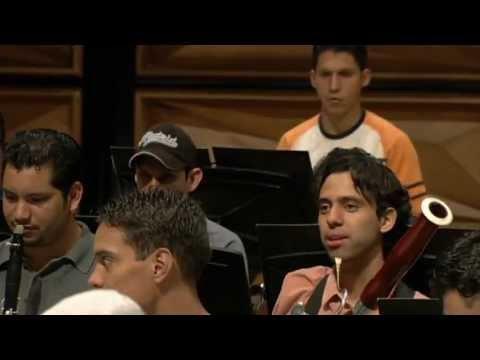 Orquesta Juvenil Simón Bolívar de Venezuela. La promesa de la música