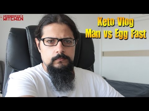 Headbanger's Kitchen Keto Vlogs | Egg Fast Final Thoughts, Instagram, New FB Group & The Future