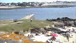 GÂVRES : UNE PRESQU'ÎLE QUI FASCINE ! La célèbre petite mer de Gâvres - MORBIHAN