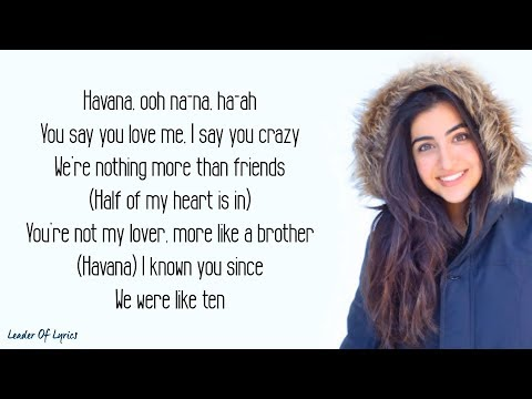 FRIENDS - Marshmello & Anne-Marie - Crazy Mashup (Havana, Mi Gna, IDGAF & More!) (Lyrics)