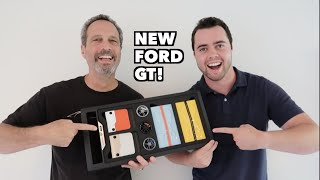 NOT TAKING DELIVERY OF A '19 FORD GT AT AGE 24!